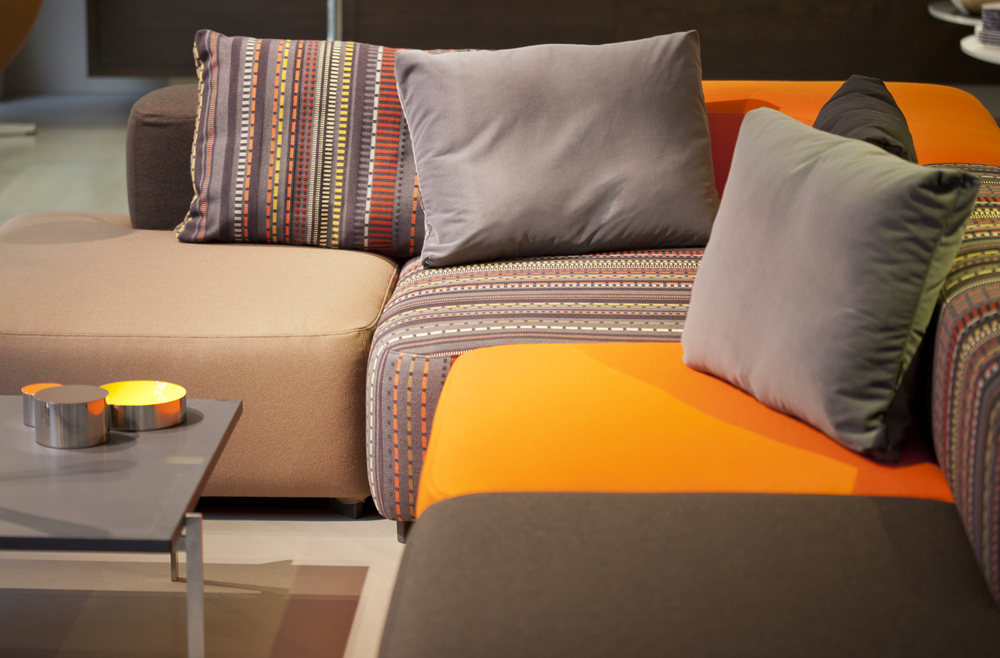 Stylish furnishings maharam on paul smith and fritz - Fashionable recliners ...