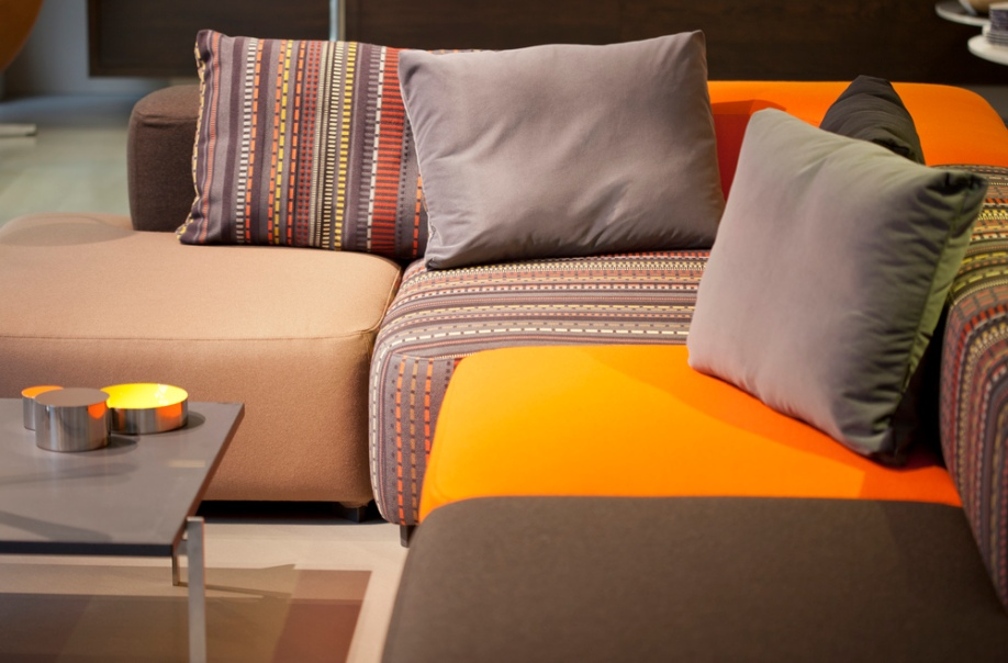 Stylish furniture - Maharam Point by Paul Smith and Fritz Hansen Chairs 2
