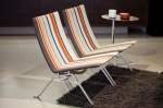 Stylish furniture - Maharam Point by Paul Smith and Fritz Hansen Chairs 6
