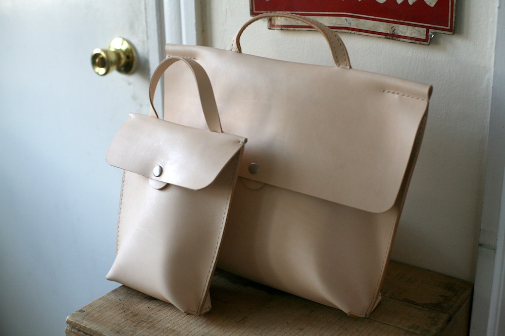Bespoke wardrobe caught up in corter leather bags the for What is bespoke leather