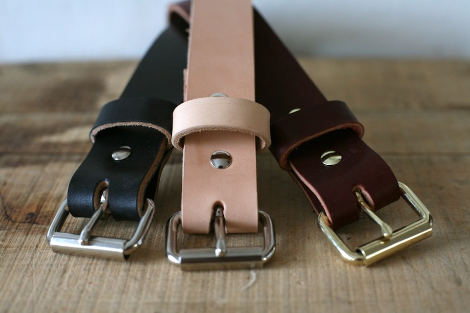 corter leather belts