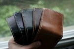 corter RFID leather wallet