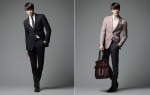 menswear 2012 burberry black label spring summer cover