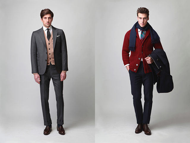 menswear 2012 ovadia & sons autumn winter