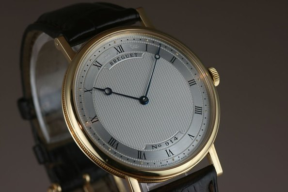 monsieurs buyers guide to automatic dress watches- breguet 5157