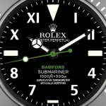 bamford watch department rolex Submariner_California