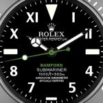 bamford watch department rolex Submariner_California