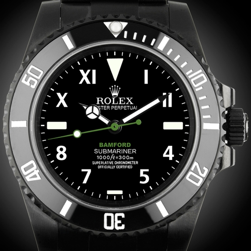 The Individualist Bamford Watch Department Se Submariner California The Monsieur