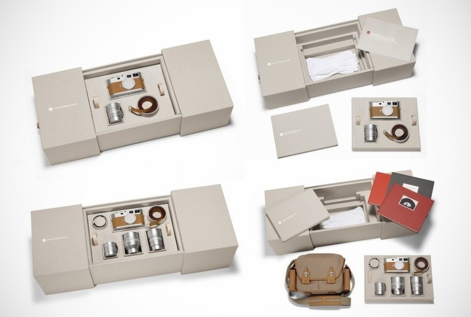 Travel in style with the Hermes Leica-M9-P-Edition Camera