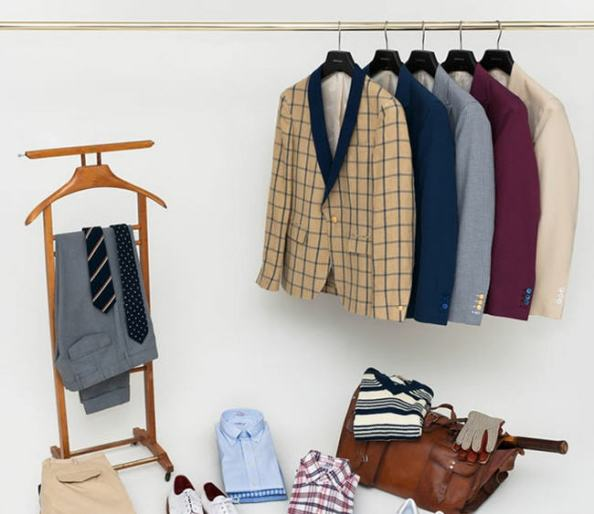 Monsieur's guide to preppy dress style featuring Gant Rugger ss2012