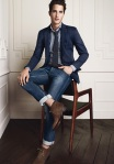 Monsieur's guide to Men's Smart Casual featuring HE by Mango