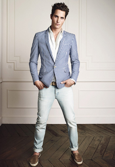 The Monsieuru2019s Guide to Menu2019s Smart Casual Courtesy of Mango HE SS2012 | The Monsieur