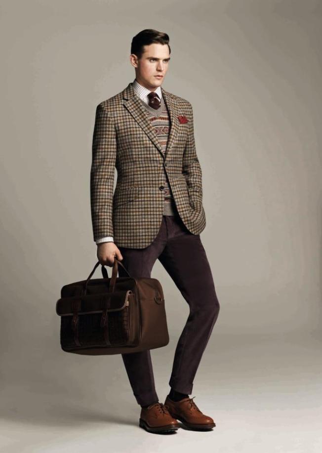 menswear 2012 hackett autumn winter collection 6