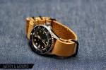 wornandwound NATO watch strap 10