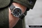 wornandwound NATO watch strap 12