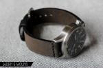 wornandwound NATO watch strap 9