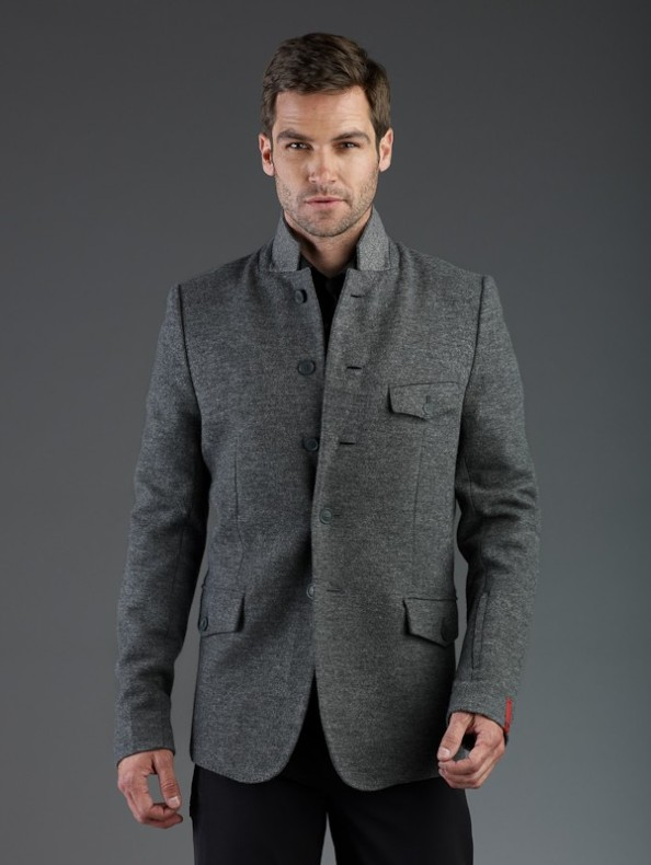 Massif J-003 Officer Coat