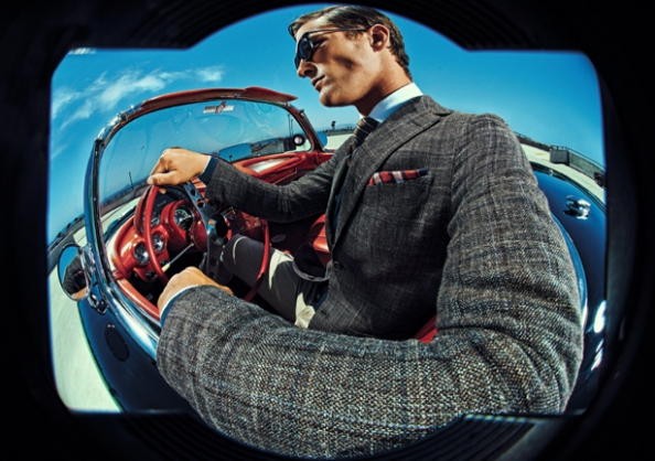 suitsupply spring summer 2013 collection - campaign 3