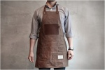 73000 won or USD70 for a roguish apron that would protect your chinos effectively and stylishly.