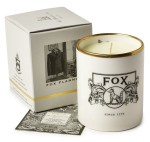 Fox Flannel Candle for the wife because she's bound to be pissed with me making yet another bespoke suit.