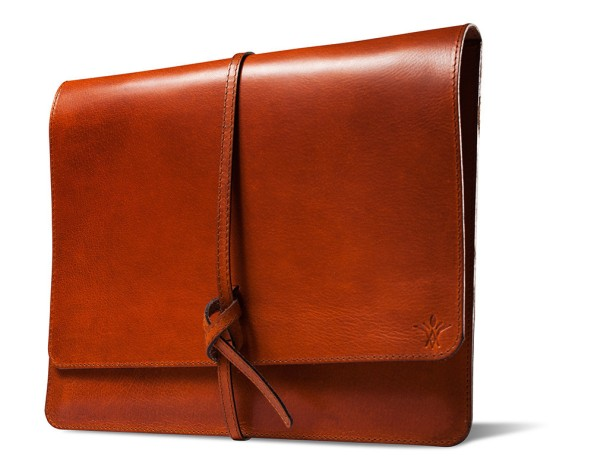 Handcrafted Leather- Vichithong document case 3