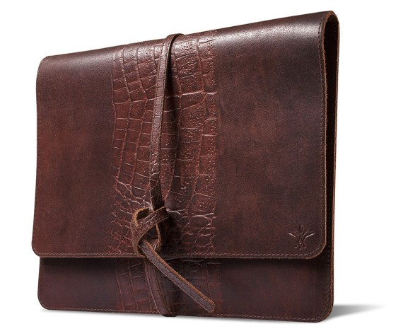 Handcrafted Leather- Vichithong document case