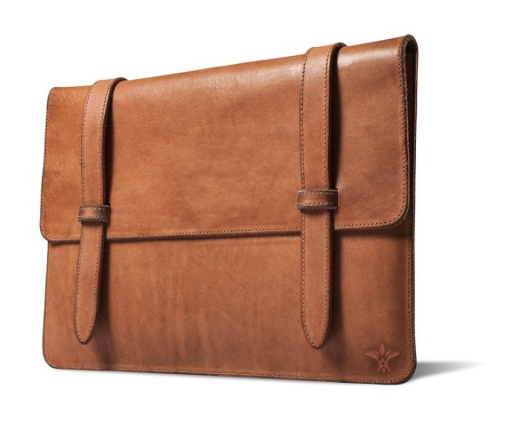 Handcrafted Leather- Vichithong laptop cases