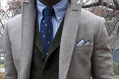 The Monsieur S Guide To Pocket Square Matching The Monsieur