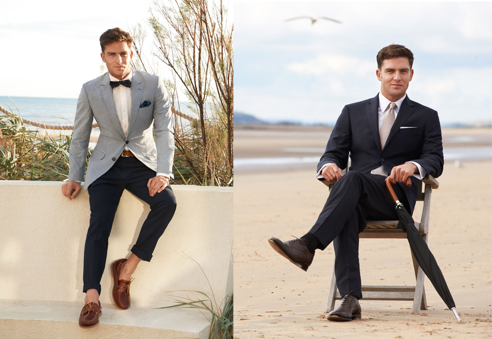 Menswear 2013 Classically Dressed Gent Austin Reed 1 The Monsieur
