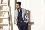 Incredibly Rakish, David Gandy is the world's highest paid male model.