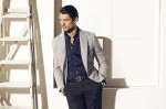 Incredibly Rakish, David Gandy is the world's highest paid male model.