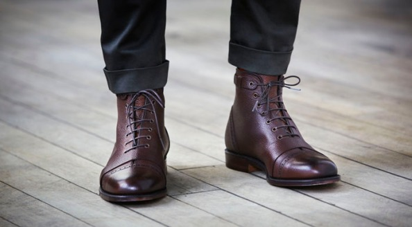 grenson x foot the coacher for mr porter 2