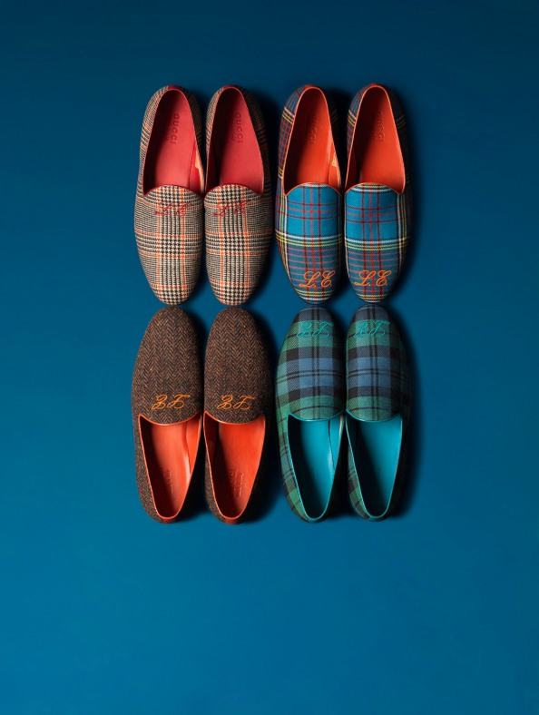 gucci lapo wardrobe menswear SS2014 - shoes 4