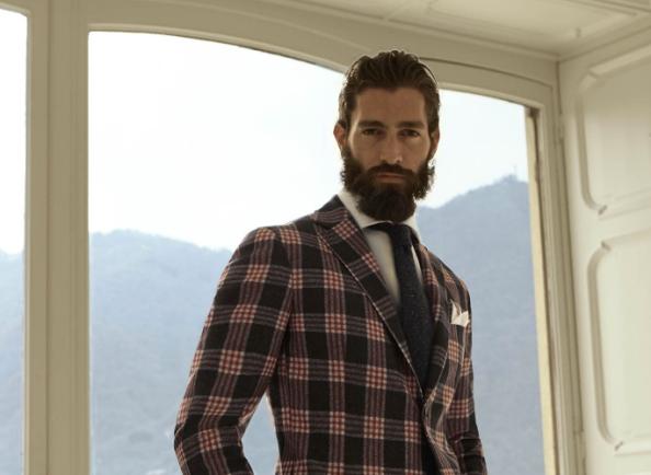 tailored suit- Luigi Bianchi Mantova LBM 1911 - 1