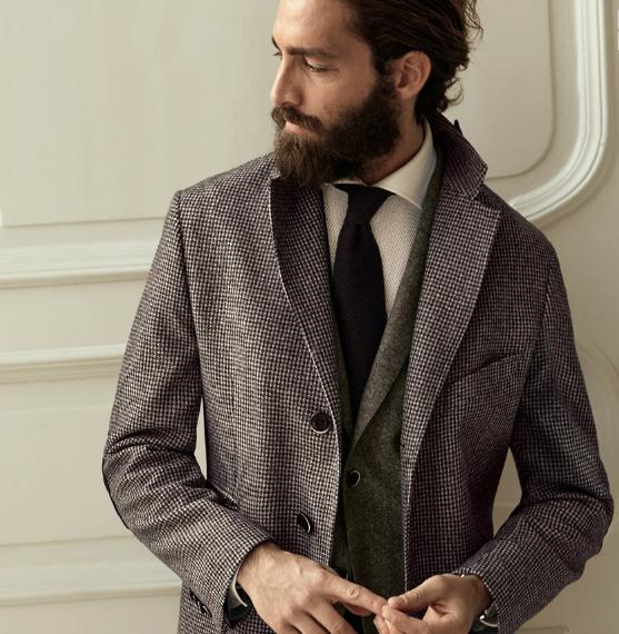 tailored suit- Luigi Bianchi Mantova LBM 1911 - 10