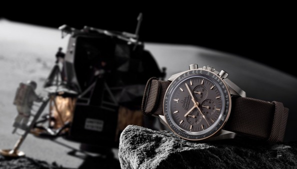 BASEL2014 Speedmaster Apollo 11 45th Anniversary Limited Edition 2