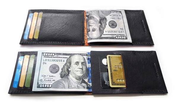cool slim wallets - von vantage 5