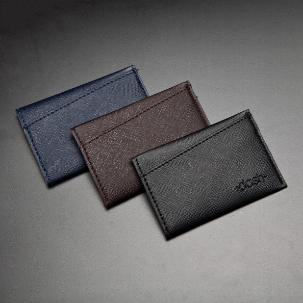 TRIM Saffiano Wallet 2