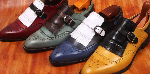 how to dress stylishly men - handmade brogues