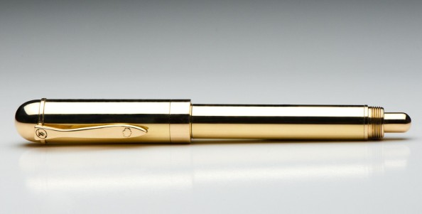 How You Can Add Panache to Your Everyday Carry - Calvin Coolidge Fountain Pen 3