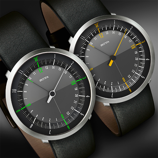watches which look expensive but arent - botta design DUO 1