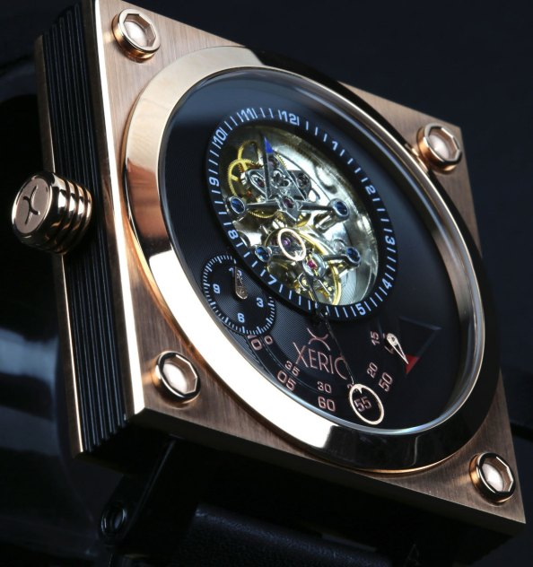 watches which look expensive but arent - Xeriscope automatic square 2