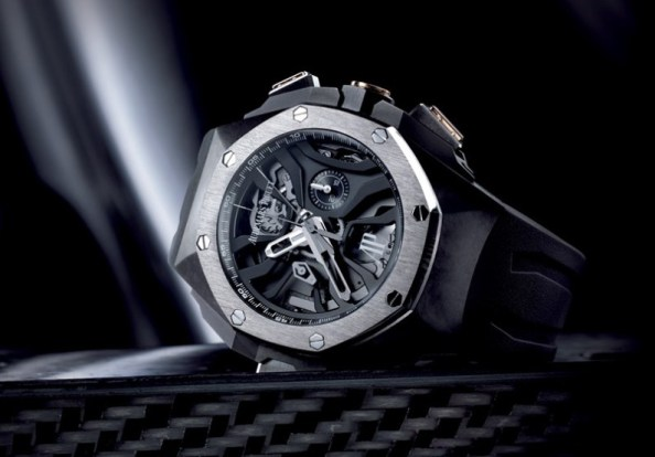 Audemars Piguet Royal Oak Concept Laptimer Michael Schumacher is the most advanced split-seconds chronograph to date.