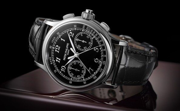 Patek Philippe 5370 Split Seconds chronograph was recently launched at Baselworld 2015.