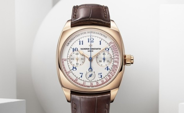 5 Legendary Chronographs You Need to Own - Vacheron Harmony monopusher chronograph