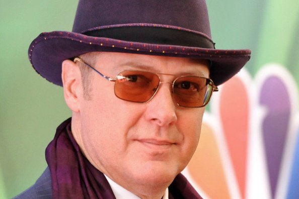 Actor James Spader from