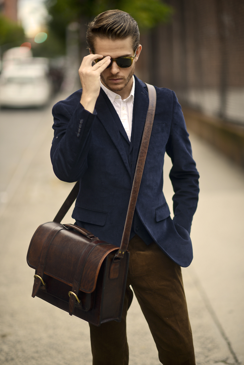 Three Easy Style Rules for Men