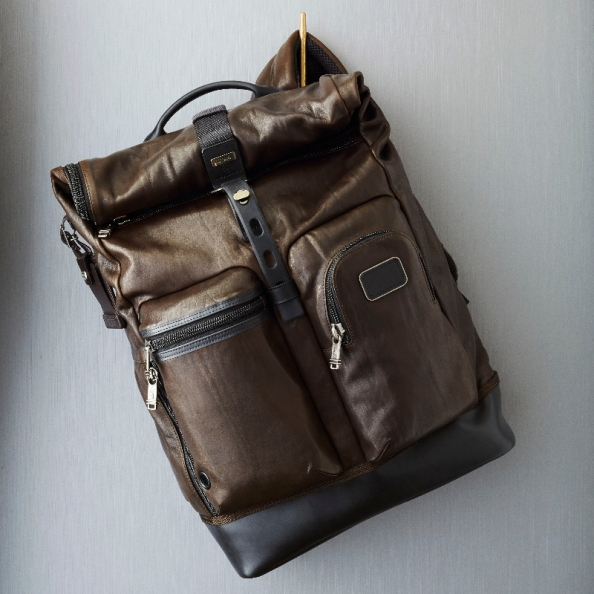 Heritage Revisited Tumi Fall Winter 2015 - Backpack_Bravo_Leather_013