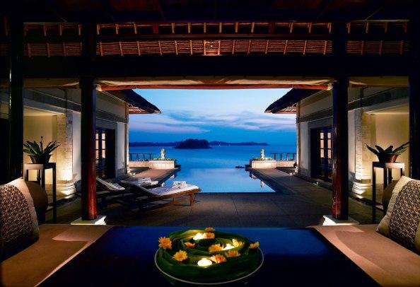 Hotels Perfect for Summer 2015 - Banyan Tree Mayakoba Mexico 2