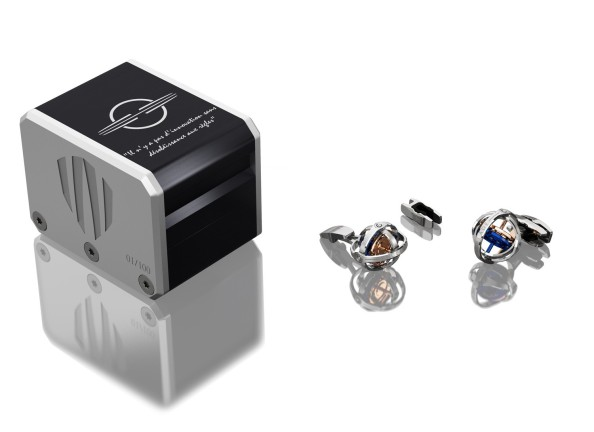Tourbillon Desires- W Motors Encelade Gyro Cufflinks 4